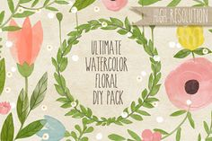 Handcrafted Fonts, Graphics, Themes and More ~ Creative Market