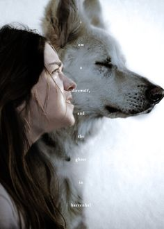 """""""The wolf blood."""" Arya remembered now. """"I'll be as strong as Robb. I said I would."""" She took a deep breath, then lifted the broomstick in both hands and brought it down across her knee. It broke with a loud crack, and she threw the pieces aside. I am a D I R E W O L F, and D O N E W I T H W O O D E N T E E T H."""