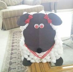 Valentine sheep  box too cute!