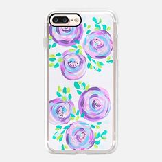 Casetify iPhone 7 &7 Plus Case and other colorful covers - Bloom it by Elle and Kay | Casetify