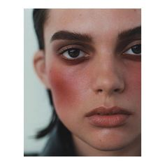 A year and a half in the making, Lucia Pica's debut collection for Chanel, Le Rouge Collection N°1, is a modern love letter to the color red. [The Female Gaze Issue, No.344] . . . Make up @luciapicaofficial Photography @zoeghertner Styling @mariecbchaix Model @charleefraser