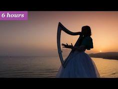 Relaxing Harp Music: Sleep, Meditation, Spa, Study | Soothing Instrumental Background Music ★63 - YouTube