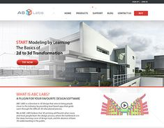 """Check out new work on my @Behance portfolio: """"AB3D-Labs UX/UI"""" http://be.net/gallery/66144323/AB3D-Labs-UXUI"""