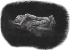 Untitled 2 Charcoal Woman in by TheFirePitGallery on Etsy