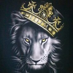 Ideas Tattoo Lion Crown Jungles For 2019 Lion And Lioness, Lion Of Judah, Lion King Art, Lion Art, Lion Meaning, Lion Sketch, Arte Black, Lion Wallpaper, Motifs Animal