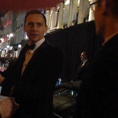 En los 60th London Evening Standard Theatre Awards, 30/11/2014/