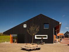 Zorgboerderij in Oterleek, Noord-Holland. By FARO Architecten