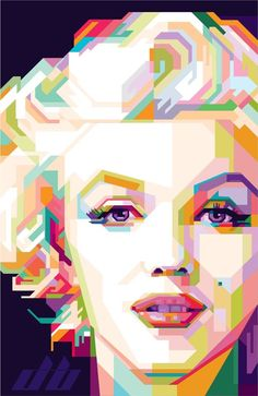 Dayat Banggai - Marilyn Monroe 2
