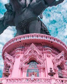 About Royal Ivory Hotel In Nana, Sukhumvit, Bangkok Bangkok Thailand, Thailand Travel, Buddhist Architecture, Travel Aesthetic, Places To Travel, Travel Destinations, Dream Vacations, Wonders Of The World, Travel Photos