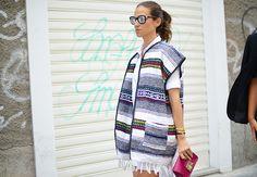women street style paris fashion week ss2015 10