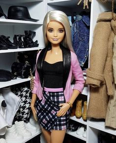 39.25.6/Barbieswall Barbie Gowns, Barbie Clothes, Barbie Model, Barbie Barbie, Barbie Style, Pictures Of Barbie Dolls, Barbie Tumblr, Barbie Fashionista Dolls, We Wear
