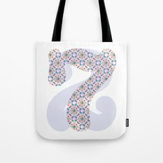 Tote Bag by g-man G Man, Typography, Reusable Tote Bags, Patterns, Stuff To Buy, Letterpress, Block Prints, Letterpress Printing, Pattern