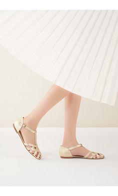 Sandalino incrociato
