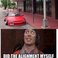 Lol.. good mechanic