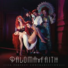 Paloma Faith. Wow, just look at all her MK alters! We got some blasphemous Jesus imagery, a mask/veil (the true personality is put away). The peacock imagery represents immortality/resurrection and the Phoenix, yet another Illuminati symbol of the sun/satan, or esoteric knowledge, and is another form of MK programming. Red hair could also represent the Nephilim (hybrid angelic/human beings). In ancient works they were said to have had red hair.