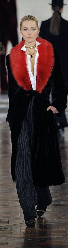 ✪ Ralph Lauren - Ready-to-Wear - Fall-Winter 2012-2013 ✪ http://en.flip-zone.com/fashion/ready-to-wear/fashion-houses-42/ralph-lauren
