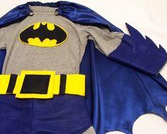 hacer un disfraz casero de batman