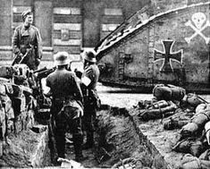 friekorps   Die Freikorps - Kampf ums Baltikum