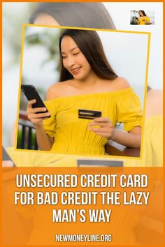 Unsecured credit cards for bad credit borrowers are out there. However, the best way to get one is not through a retailer but directly from the issuer. Banks don't like to see you apply for a credit card and then leave your money in a bank account. It's not profitable, and the bank gets no money if you don't pay off the balance. #unsecuredcreditcardsforbadcredit #unsecuredcreditcards #badcreditunsecuredcreditcards Building Credit Score, Boost Credit Score, Build Credit, Improve Your Credit Score, Fix Bad Credit, Loans For Bad Credit, Credit Repair Services, Apply For A Loan, Unsecured Credit Cards