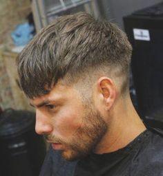 Super Hair Styles Mens Haircuts For Men 15 Ideas Men Haircut 2018, Fade Haircut, Haircut Men, Haircut Styles, Trendy Haircuts, Haircuts For Men, Men's Haircuts, Hair And Beard Styles, Curly Hair Styles