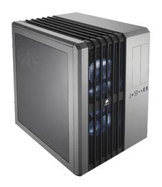 Shop for Corsair Carbide Series Air 540 Silver Edition High Airflow ATX Cube Case. Get free delivery On EVERYTHING* Overstock - Your Online Computer Hardware & Software Destination! Computer Build, Computer Case, Gaming Computer, Electronics Projects, Gaming Desktop, Desktop Computers, Mini Itx, Id Design, White Lead
