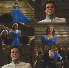 Cinderella meets Kit again Cinderella Outfit, Cinderella Movie, Cinderella Disney, Disney Princess, Disney Love, Disney Magic, Walt Disney, Have Courage And Be Kind, Disney Inspired Outfits