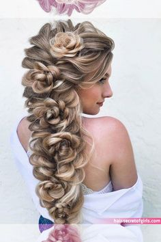 132 unique braided hairstyles for women to make you stand out – page 11 Unique Braided Hairstyles, Wedding Hairstyles For Long Hair, Pretty Hairstyles, Hair Wedding, Dance Hairstyles, African Hairstyles, Braid Hairstyles, Hairstyles Videos, Long Hairstyles