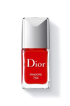 11 ELLE Editors on Finding the Perfect Red Nail Polish