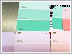 Mint Green Paint top colors for your baby's room | mint green, lights and mint
