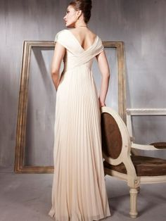 mother of the bride dress? watermelon or champagne?