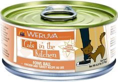 Weruva 878408008764 Cats in the Kitchen Wet Food (24 Pack), 6 oz ^^ If you love this, read review now : Cat food