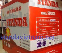 Sử dụng ổn áp Standa là cách khả thi và hữu hiệu nhất trong việc khắc phục tình trạng điện yếu, điện chập chờn trong mùa hè nóng bức....