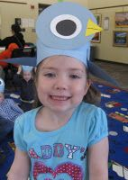 Mo Willems new book The Duckling Gets a Cookie! The Nesconset Branch celebrated with a Pigeon Party. Book Characters Dress Up, Book Character Costumes, Storybook Characters, Pigeon Craft, First Grade Themes, Pigeon Books, Book Character Day, Book Week Costume, Mo Willems