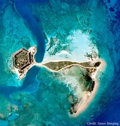 Fort Jefferson National Park - Dry Tortugas, off the coast of Key West