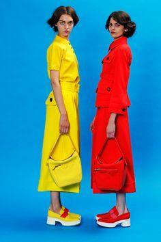 primary color fashion - Google Search