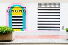 Il design store Gnomo a Valencia