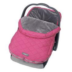 JJ Cole Bundle Me Sassy LOVE This Thing Baby Bunting Bag
