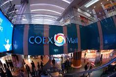 COEX MALL , SEOUL , SOUTH KOREA