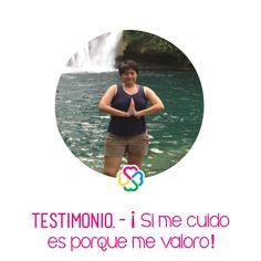 """""""Saludos Maria Montemayor y gracias por ayudarme a hacer un cambio súper importante en la manera de mirarme a mí misma... Mirarme con amor, respeto y agradecimiento, porque tener unos kilos de más no quiere decir que no sirva, que no sea bonita y si me cuido es porque me valoro, no por estar esperando la aprobación de los demás. De verdad ¡Gracias!"""" Visita: http://www.mariamontemayor.com"""