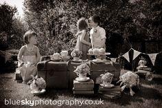 A Mini Wedding Teaparty