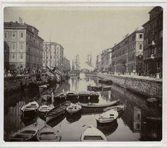 Hektor Antoniazzo, Canal grande, 18 maggio 1900