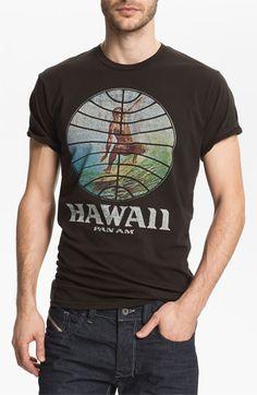 PalmerCash 'Pan Am Hawaii' Graphic T-Shirt at Nordstrom #panam #panambrands #panamtee #palmercashtees #hawaii #nordstrom