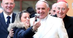 Pope Francis Thinks You Spend Too Much Time On Facebook