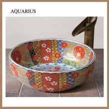 ceramic wash basin counter top rona bathroom vanities sink for best sale