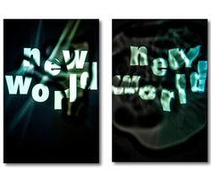 Design and Paper | TypoThursday • Type Experiment Werk | http://www.designandpaper.com