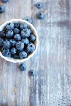 Blueberriesss.  (+ a pancake recipe)