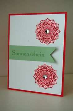 Stampin' up Happy Day