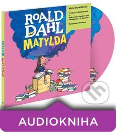 Matylda (audiokniha) - Roald Dahl
