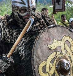 There will be blood.. well, at least some bruises. The way to Valhalla is painful! lol. Wolin 2014 by Jorun Solvisdottir. https://www.flickr.com/photos/131708619@N05/sets/72157651898199322