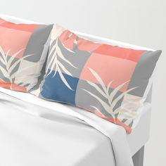 Tropical Puzzle #society6 #decor #buyart Pillow Sham